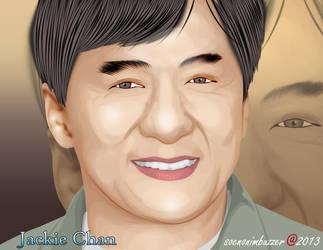 Jacky Chan by socno