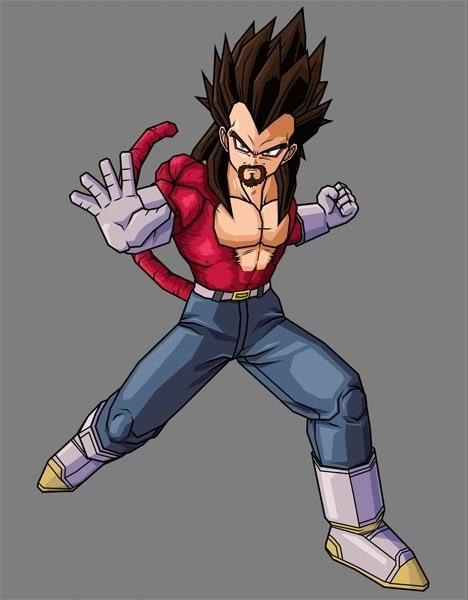 king vegeta ssj4 by Gokudragonballzfan on DeviantArt