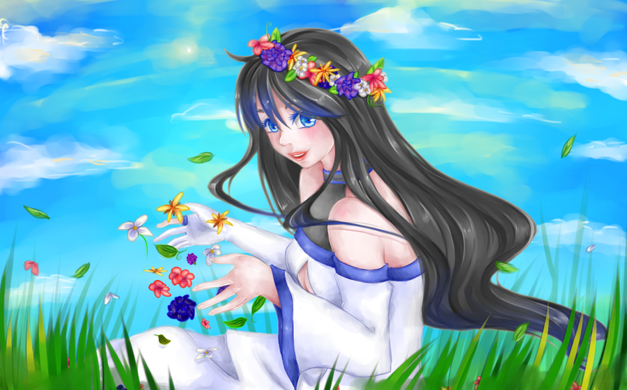 H-Birthday tefy! by Dark3li