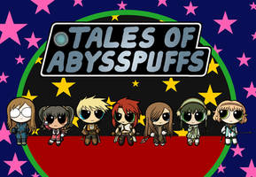 Tales of the Abyss: The Puffs by Daidairo