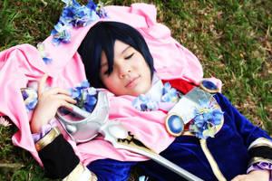 Peaceful Slumber by Daidairo