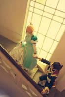 Take my hand... by Daidairo