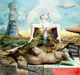 The Gates of Creation v2 by Flockhart