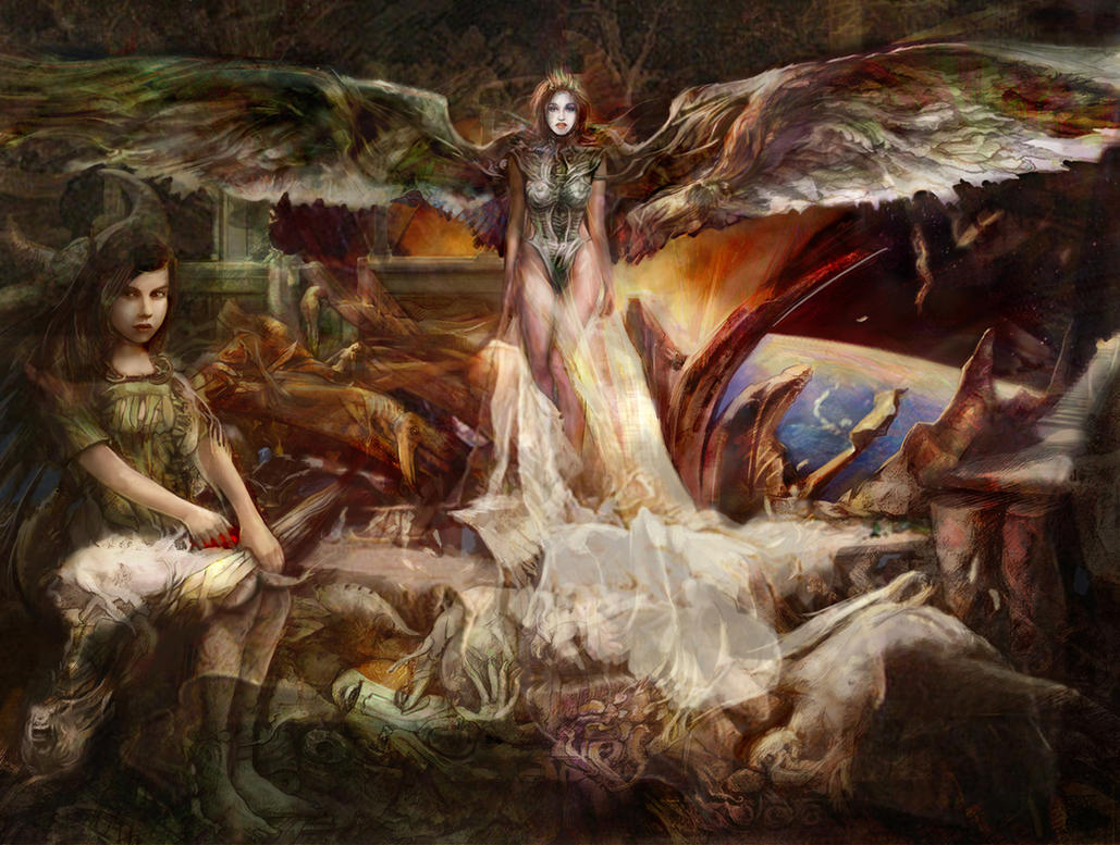 angels and demons in art pdf