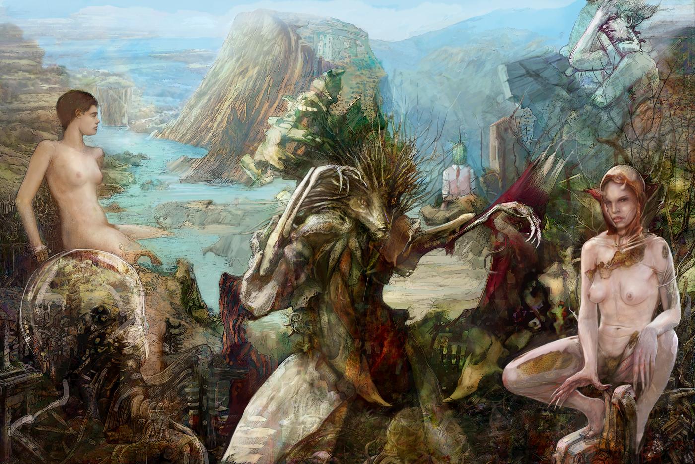 Witchworld by Flockhart