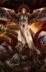 Darkangel by Flockhart