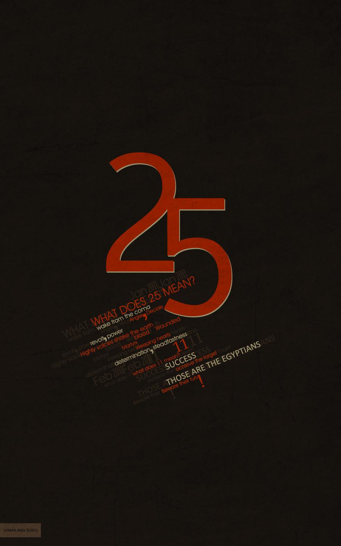 25 by missasma