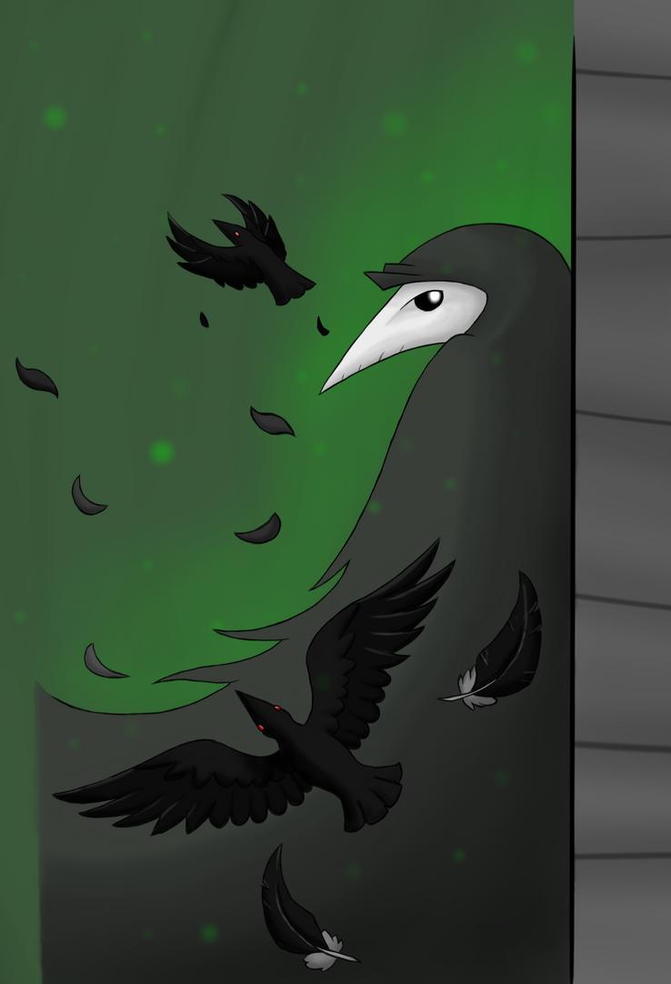 The plague by BashfulSoul