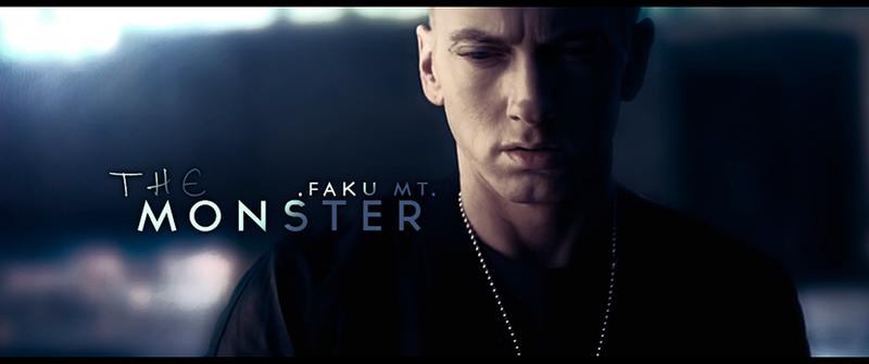 The Monster By FACUNDORAPPER On DeviantArt