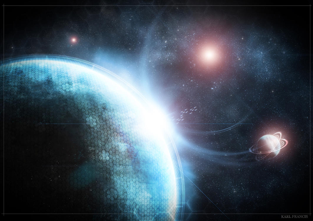 Planetary Defence by KFDesign