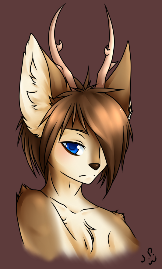 Devin Bust by LovelessKia