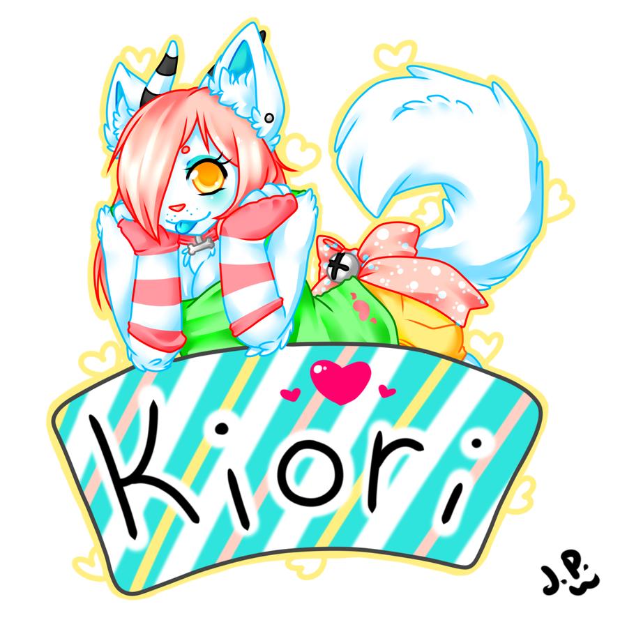 Kiori Badge by LovelessKia
