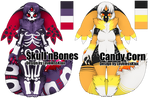 Halloween Lux Adoptables (CLOSED)