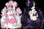 Custom Monster Girls: Almond