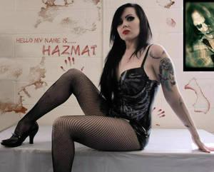 New Hazmat poster