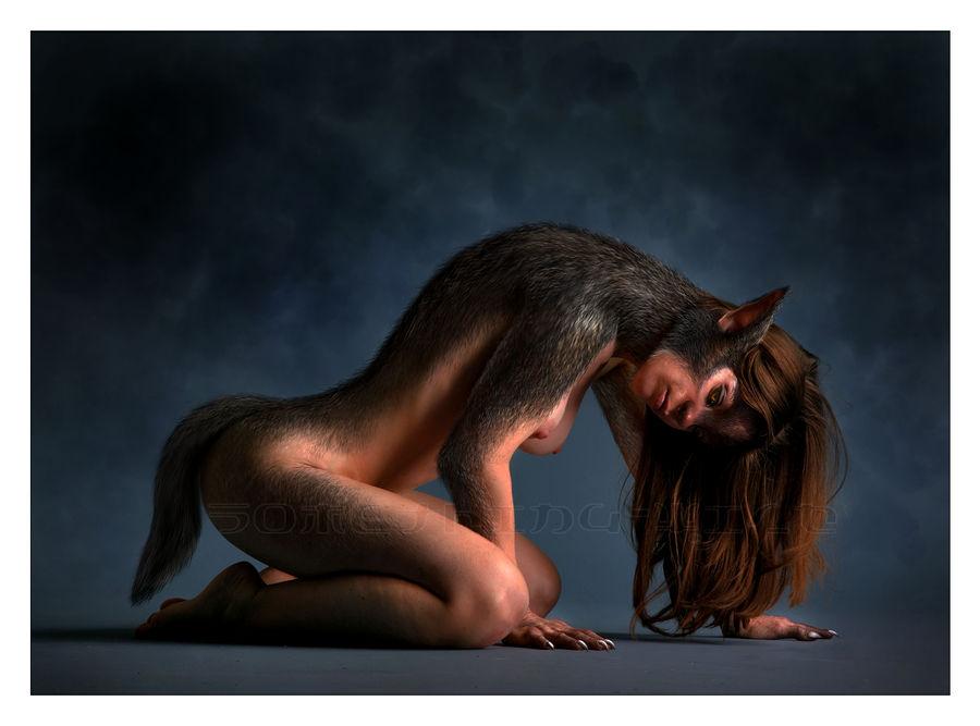 Nude werewolf, the best nude woman ever