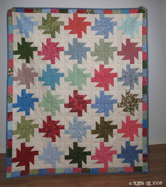 Tessellations Quilt By Momma Cat On Deviantart