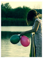 balooons by huntingforwitches