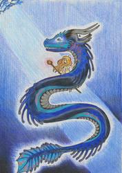 The Ocean King by AimOfDestiny