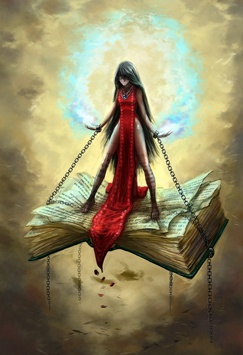 Book Spirit Hiramori by curlyhair