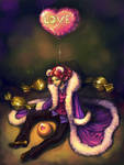 Lonly The SoulCollector by curlyhair