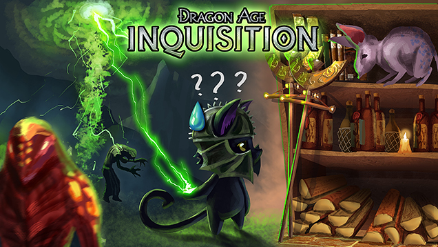 Dragon Age Inquisition review by curlyhair
