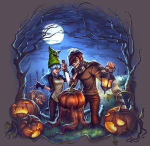 Halloween Arttrade