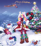 picarto christmas contest 2k15 by meltydiary