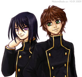 C.Geass - Best Friends