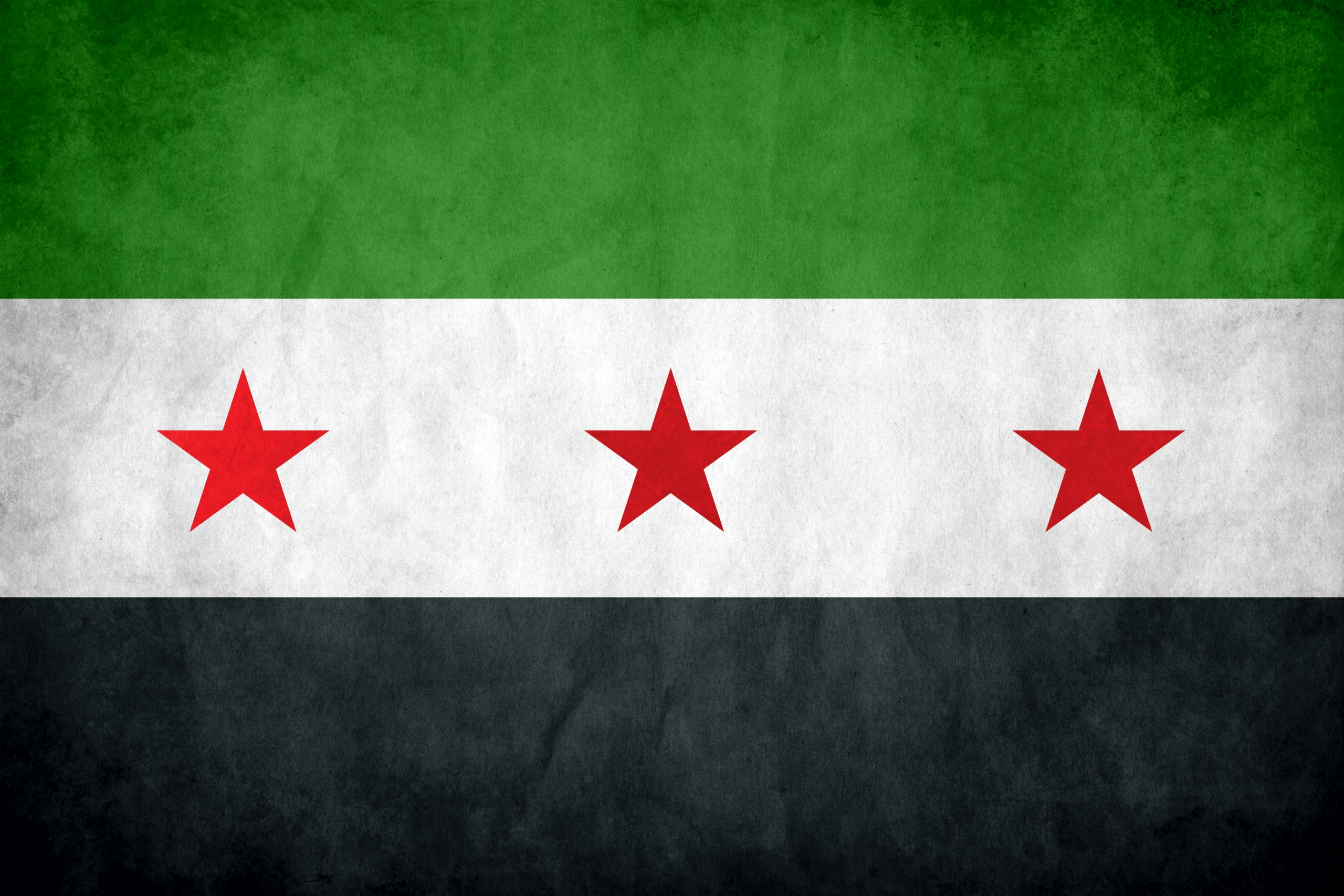 Syria Grunge Flag By Think On DeviantArt - Syria flag
