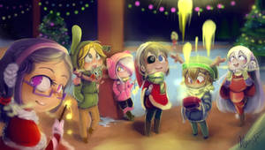 Jingle Night Fnafhs