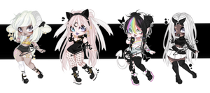 Adopts 1/4 OPEN