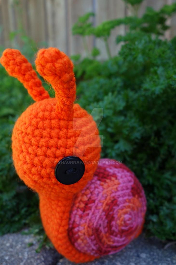 Snail by shaunnaf