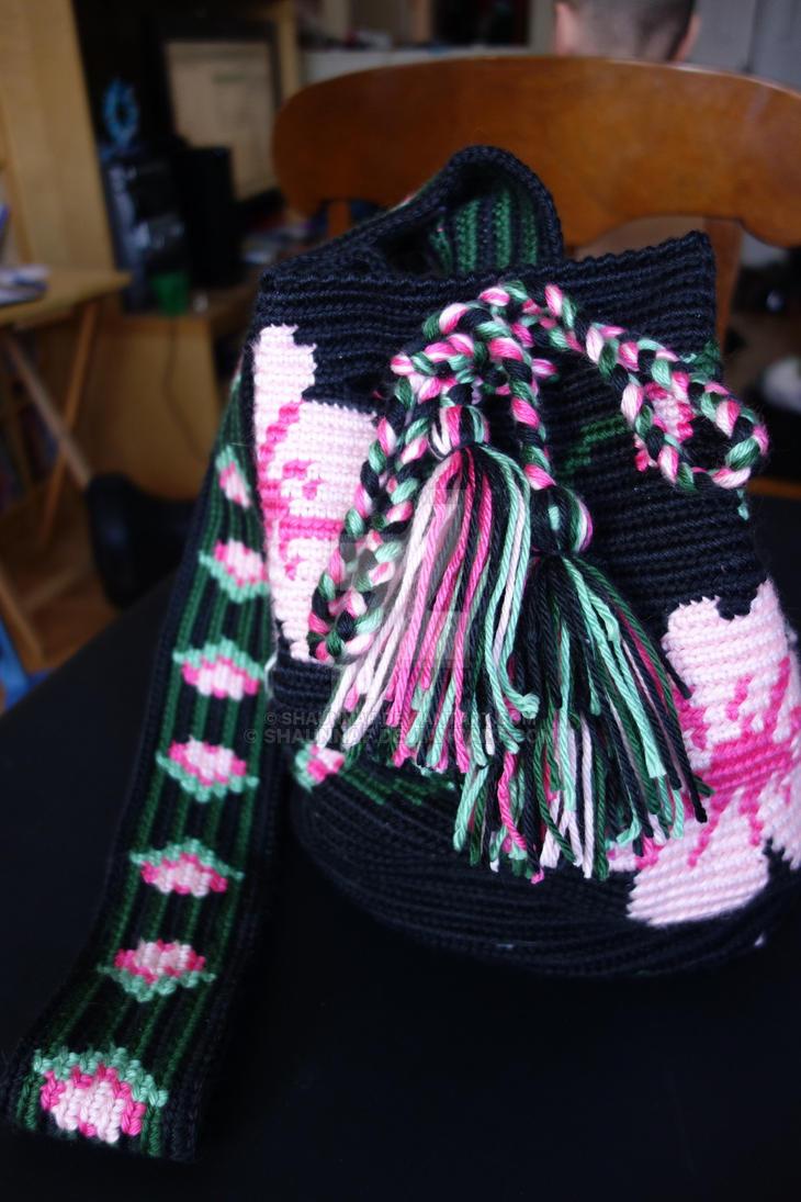 Flower Bag by shaunnaf