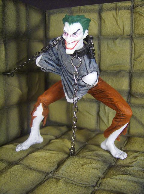Joker Chained by usn1