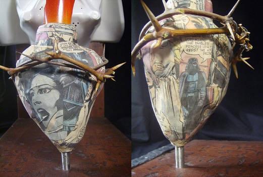 Sacred Heart-detail