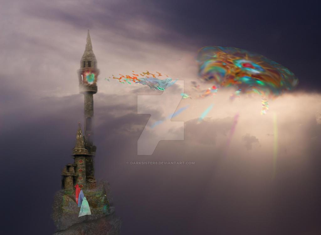 Castle Visit by darksister8