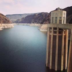 Hoover Dam lake Mead Intake