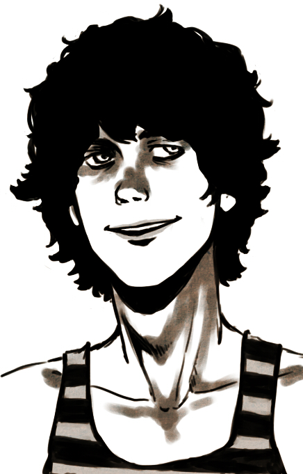 Drawing Male Curly Hair | www.pixshark.com - Images ...