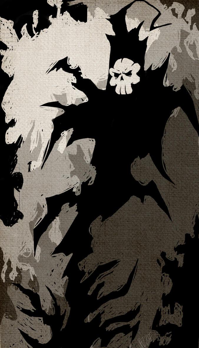 Lord Death by Jazzie560