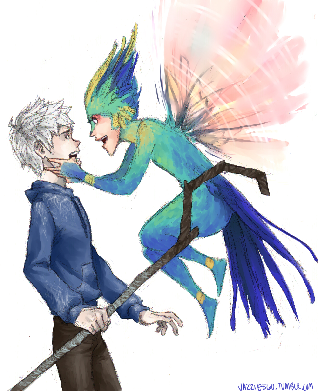 jack frost and tooth fairy fanfiction - photo #3