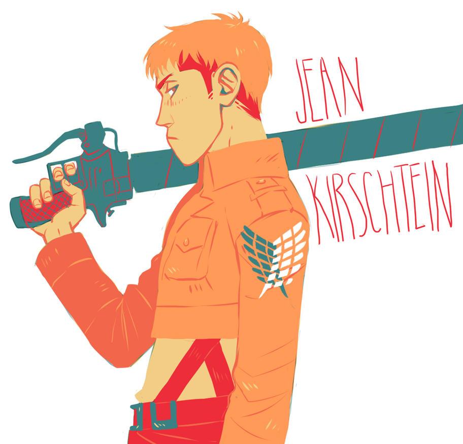 Jean- color palette challenge by Jazzie560