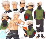 Kakashi sketches