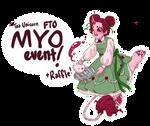 [TU] fto MYO event (closed)