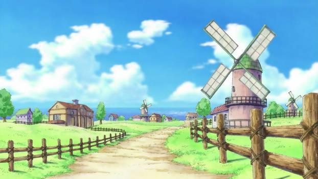 One Piece Background 082