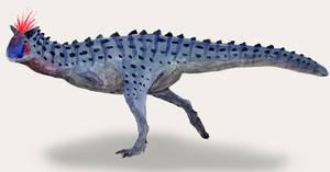 Feathered Carnotaurus