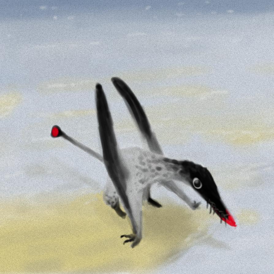 TTDPC 8: Favourite Jurassic Animal by PLASTOSPLEEN