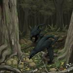 Hunting Raptors