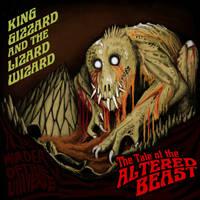 The Altered Beast by PLASTOSPLEEN