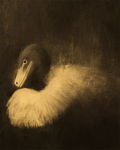 Velociraptor Impressionism